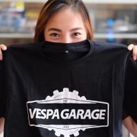 Kaos Vespa Garage ed 1