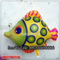 Balon Ikan Kuning