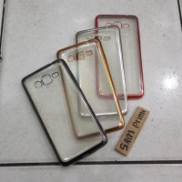 Tpu Chrome Samsung Grand Prime / G530, Softcase Silikon Jelly
