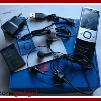 [Promo] Nokia 6700 Slide Aluminium Silver | Nokia Jadul ORI | HP Jadul