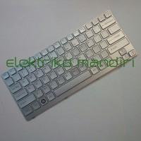 Keyboard sony vaio vgn cr, PCG-5G1, PCG-5G2L PCG-5G3L PCG-5J1L Silver
