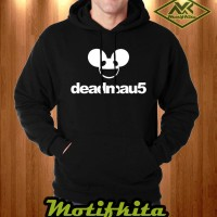 Jaket / Sweater Distro / Hoodie DEADMAU5 / DEADMAU 5 simple keren