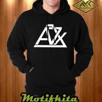 Jaket / Sweater Distro / Hoodie AVENGED SEVENFOLD / A7X - Motifkita