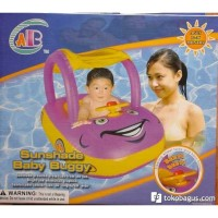 Kolam Renang Anak Kolam Renang Mainan Pelampung Abc Baby Buggy