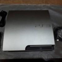 SONY PS3 PS 3 SLIM OFW 160GB REFURBISHED BY SONY