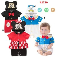 ROMPER ANAK MODEL MICKEY MOUSE (RSBY-2720)