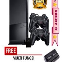 PS 2 Slim MULTY Fungsi Bisa Kaset Dan Hardisk