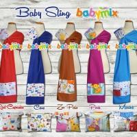 Babymix - Baby Sling Selendang - Gendongan Baby All Motif