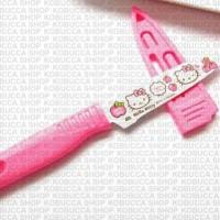 Pisau Dapur Hello Kitty Peralatan Dapur Unik Kolektor Pernik Hello Kit