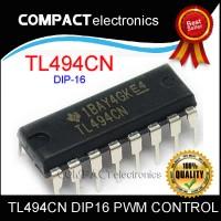 TL494C TL494CN TL494 IC 494