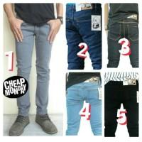 terlaris celana jeans cheap monday pensil / skinny