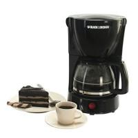 Black+Decker DCM600-B5 Coffee Maker 8-10 Cup