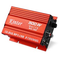 Kinter MA - 150 Mini 500W 5V Hi-Fi Stereo Amplifier