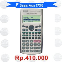CASIO FC 100V FINANCIAL CALCULATOR / FC100