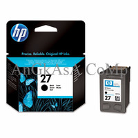 Tinta HP Ink Cartridge 27 Black Original