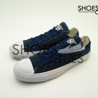 Sepatu Converse All Star CT2 LOW NAVY REAL PIC High Quality