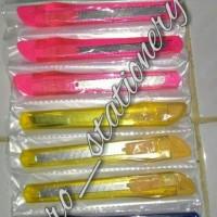 Pisau Cutter / Cutter / Pemotong Kertas Kecil / Murah