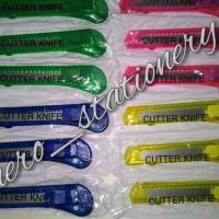 Pisau Cutter / Cutter / Pemotong Kertas Besar / Murah