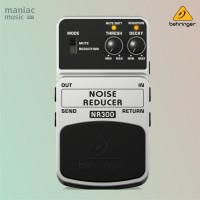 Behringer NR300 (Noise Reduction, Pedal Efek Stompbox Gitar/Bass)