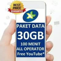 Perdana Internet/Paket Data XL