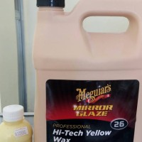 Meguiars hi-tech yellow wax M26 250ml
