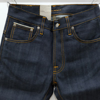 SPECIAL PRICE!! Nudie Jeans Slim Fit Tape Ted Dry Selvage Comfort