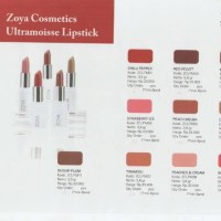 Zoya ultramoisse lipstik
