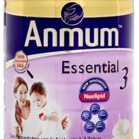 anmum essential 3 vanila 750 grm