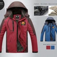 Jaket Waterproof Holdem Barcelona  218436daf1