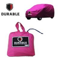 AUDI Q5 DURABLE PREMIUM CAR BODY COVER TUTUP/SELIMUT MOBIL PINK