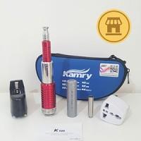 2017 Vape Kit K100 Mod By KamryTech Merah Red Maroon Metalic