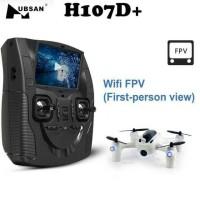 Drone Hubsan H107D+ FPV X4 Plus 4CH 5.8G RC Quadcopter RTF