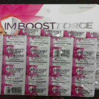 imboost force harga / tablet