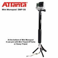 Jual TRAND Attanta Monopod SMP 08 for Action Camera,GoPro,Xiaomi Yi,SJCAM Murah