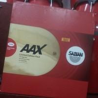 Sabian Cymbal AAX Limited Edition Pack , Cymbal Sabian