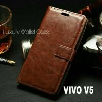 Luxury Wallet Case VIVO V5 Flip Cover Leather Case VIVO V5 Flipcase