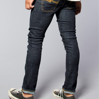 Special price! Nudie Jeans Tube Tom Twill Rinsed