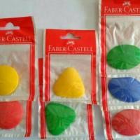 Penghapus Crayon Faber Castel