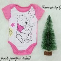 disney winnie the pooh baby jumper set / jumper bayi isi 5