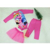 inside out jumpsuit set / jumper bayi / baju anak