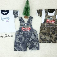 baju bayi romper / baju kodok bayi / setelan romper bayi