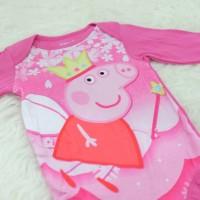 peppa pig jumpsuit set / jumper bayi / baju anak
