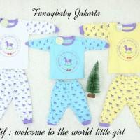 baju bayi / baju anak / baju setelan anak / baju tidur bayi