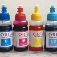 Tinta refill inkjet printer botol kecil