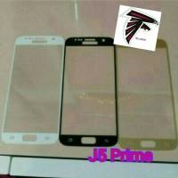 Tempered glass warna / Tempered glass Full Sceren Samsung J 5 prime