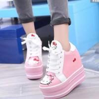 Sepatu Kets Hello Kitty Wanita Hild Pb33