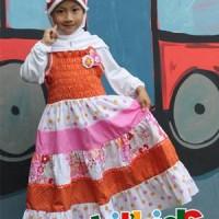 Baju Muslim Anak Sabrina Size 12 RP 189.000