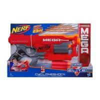 Jual ::SALE!:: Nerf N-Strike Elite Mega Cyclone Shock - A9249 Murah