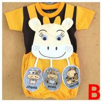 Harga baju kodok baju jumper bayi laki mow | Pembandingharga.com