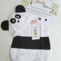 Jual Jumper Karakter Binatang Kostum Bayi Panda Lucu Murah
